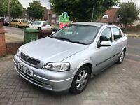 Vauxhall Astra 1,6 petrol manual 1 year Mot