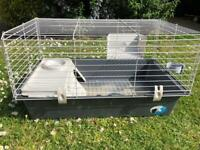 Guinea Pig / Rabbit/ Hamster cage and run