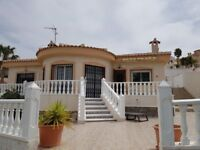 villa with private pool Ciudad Quesada ,Stunning views ,Close to sandy beaches