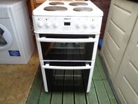 BEKO ELECTRIC COOKER 50 CM DOUBLE OVEN