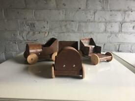 handmade metal toy cars student projects / steampunk 20 available £4 each