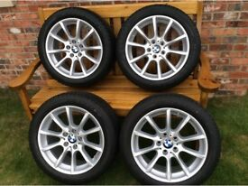 BMW F10/11 style 281 18inch alloy wheels