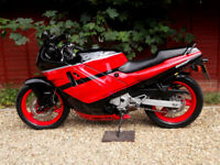 Honda CBR600F one of the very first, nice mileage & in very clean original condition!