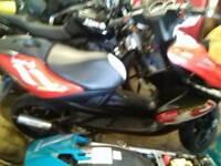 Yamaha arox 50cc scooter
