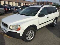 2006 Volvo XC90 AWD LEATHER/SUNROOF/7 PASS