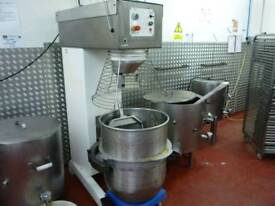 Bakery equipment. Bear vari mixer 200 litre capacity.