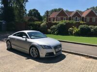 Audi TTS Manual FULLY LOADED FSH Low Mileage JUST BEEN SERVICED Great Condition