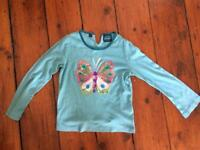 Mini Boden Girl's Long Sleeved T-Shirt (5-6Y)