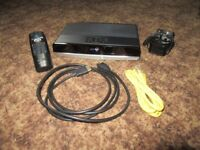 Humax DTR_2100 500gb Twin channel Freeview recorder