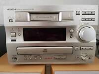 Hitachi AX-M5 Deck/CD Receiver