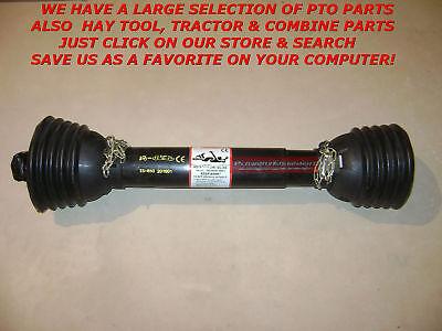 Pto Driveline For Bush Hog Disc Mower Dm8 Dm9 Dm70 Dm80 Dm90 Sz 5 1 38 6 Spl