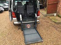 Ricon Wheel Chair Electric Lift / Hoist hydraulic ramp wheelchair disabled