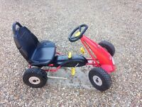 Kettler Pedal Car. Great condition, much loved and really good fun. Just outgrown