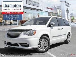 2016 Chrysler Town & Country Limited Premium Leather,Navigation