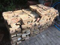 Old yellow stock bricks.