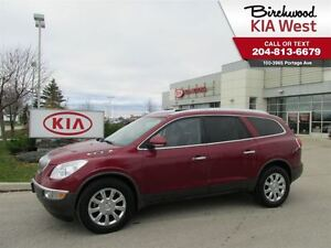 2011 Buick Enclave CXL2 /ENCLAVE WITH EVERY OPTION