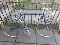 Vintage Raleigh Road Bike/ Racer