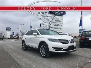 2016 Lincoln MKX LINCOLN CERTIFIED, 0.9% FINANCING & LOTS OF WAR
