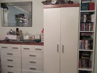 Lovely complete bedroom furniture set