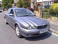 JAGUAR X TYPE 2.0 MANUAL MOT FEB 2018 DRIVES SUPERB. EXCEPTIONAL CONDITION