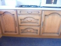For Sale Kitchen Units and doors