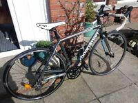 "1 Year Old Ladies Boardman Road Sport FI bike - would suit up to height 5ft 6"" (just serviced)"