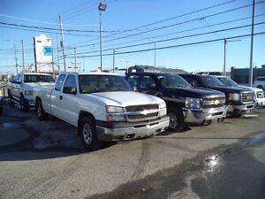 2005 Chevrolet Silverado 1500 4X4 BOITE 8' GAR.1AN*