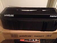 Pedaltrain Nano+ Pedal board
