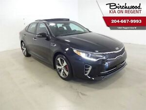 2016 Kia Optima SXL TURBO. All in stock new car purchases come w