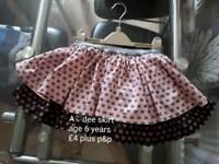 I♡dee childrens skirt