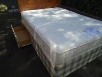 DOUBLE BED at Haven Trust's charity shop at 247 Radford Road, NG7 5GU