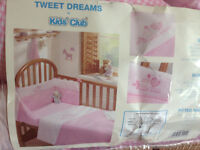 3 pieces cot bed bale