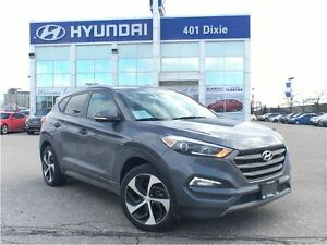 2016 Hyundai Tucson PREM AWD|1.6T|HEATED SEATS|BACK-UP CAM|ALLOY