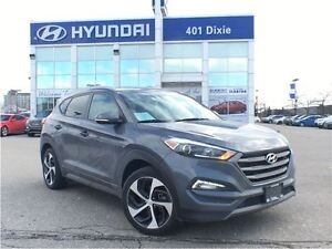 2016 Hyundai Tucson PREM AWD|1.6T|HEATED SEATS|BACK UP CAMERA|AL