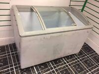Husky Freezer 4ft wide - good working condition