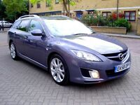 2009 MAZDA 6 2.0 TD Sport Estate 6-Speed 145,000 Full Service History