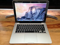 "Apple Macbook Pro 13"" with Core i5 2.4ghz (Only 76 Battery Cycle)"