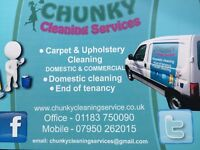 PROFESSIONAL CARPET CLEANING / END OF TENANCY CLEANING / JET WASH CLEANING / 24-7 / FULLY INSURED
