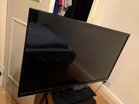 Panasonic Viera LED 39 inch TV with high definition and sim design (energy efficiency class A*)