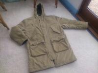 Thick winter coat (XXL, Napapijri Geographic brand) - men's or teenager's