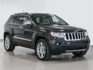 2011 Jeep Grand Cherokee Overland 4D Utility 4WD CONDITION IMPEC