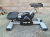 Kettler exersize stepper with counter gauge,no instructions