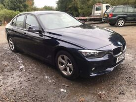 BMW 320d Bi Turbo 2012 ---- Mot 29 march 2018 --- Tax £20 a year