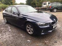 BMW 320d Bi Turbo 2012 ---- Mot 29 march 2018 --- Tax £20 a year
