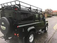 Land Rover defender county 110 automatic