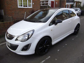 VAUXHALL CORSA 1.2 LIMITED EDITION 2012 (62) 42000 MILES