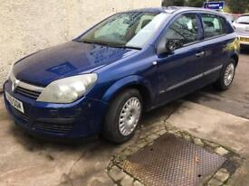 2005 Vauxhall Astra Club 1.6 Private Plate! Spares or Repair
