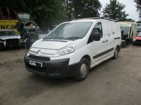 CITROEN DISPATCH BREAKING FOR PARTS