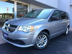2014 Dodge Grand Caravan SXT ONE OWNER!!!
