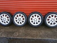 GOLF GTI m3 alloys for sale
